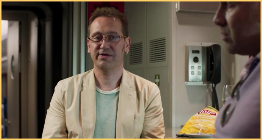 """Product placement в российском кино """"О чем говорят мужчины 3"""""""