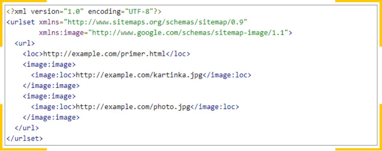 Sitemap для изображений помогает поисковым системам индексировать картинки на сайте
