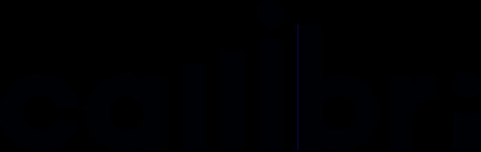Логотип Callibri
