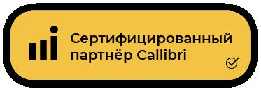 Сертифицированный партнер Callibri