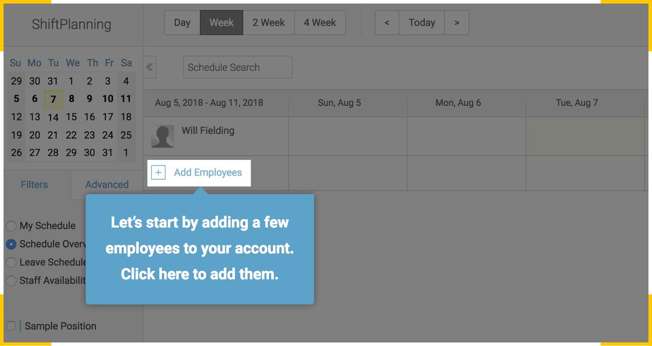 Онбординг простыми словами - пример из корпоративного календаря