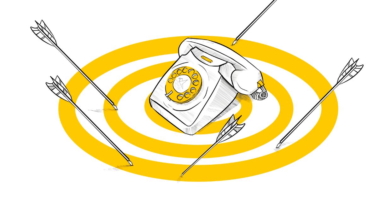 Нецелевые звонки из коллтрекинга: проблема или частный случай?
