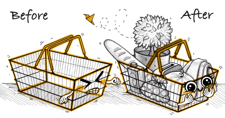 Причины, почему клиенты уходят с сайта, иллюстрация Callibri