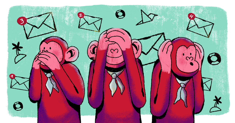 Ошибки турагентств в электронных рассылках, иллюстрация Callibri