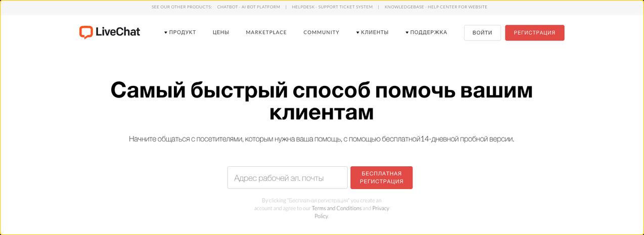 Онлайн Виджет лайвчат